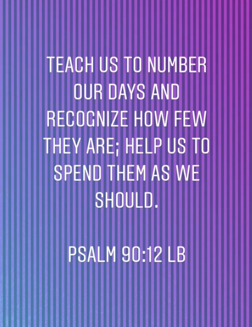 Psalm 90:12