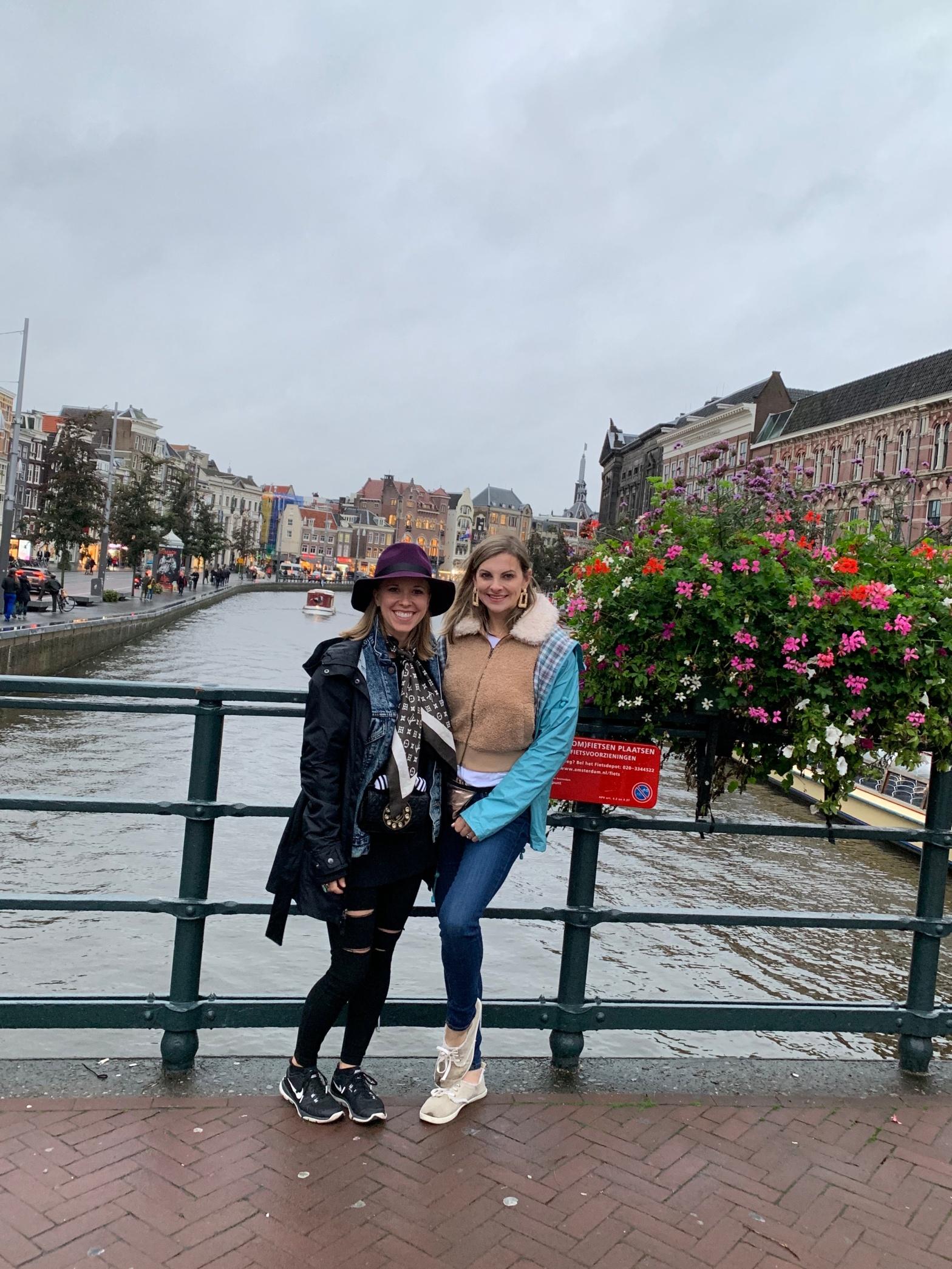 Amsterdam October 2019